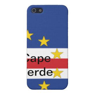 Colección de encargo de Africankoko (Cabo Verde) iPhone 5 Funda