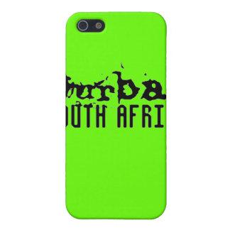 Colección de encargo de Africankoko (Durban, iPhone 5 Carcasas