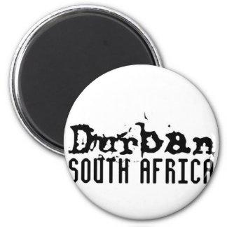 Colección de encargo de Africankoko (Durban, Suráf Imán Redondo 5 Cm