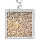 Colección de encargo de Africankoko (GiraffeeSkin) Collares Personalizados
