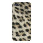 Colección de encargo de Africankoko (leopardskin, iPhone 5 Fundas