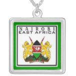 Colección de encargo de Africankoko (Nairobi) Colgantes