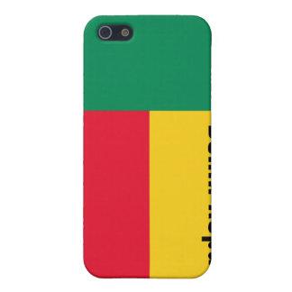 Colección de encargo de Africankoko (república de  iPhone 5 Fundas