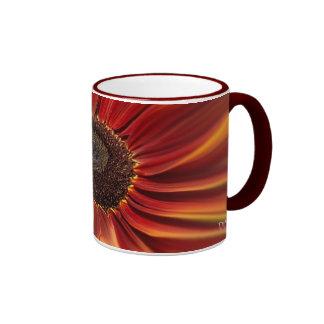 Colección de encargo del café taza