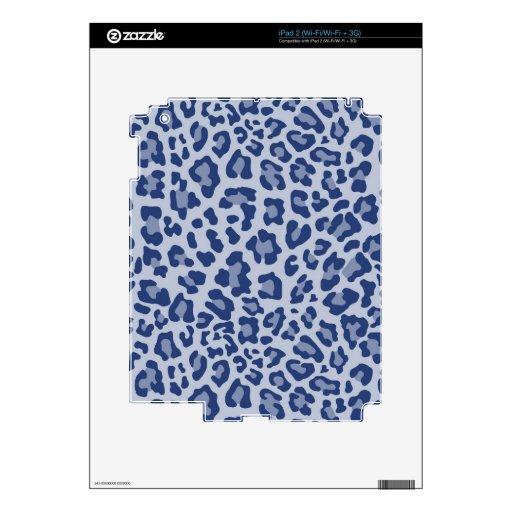 Colección de estampado leopardo del arco iris - pr calcomanías para iPad 2