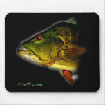 Colección de FishHeads por FishTs.com Tapetes De Ratón