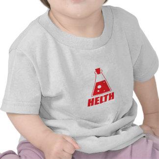 Colección de Helth por diseño del druida Camiseta