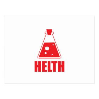 Colección de Helth por diseño del druida Postal