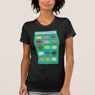 Colección de la alegría del panadero: Francés Maca Camiseta