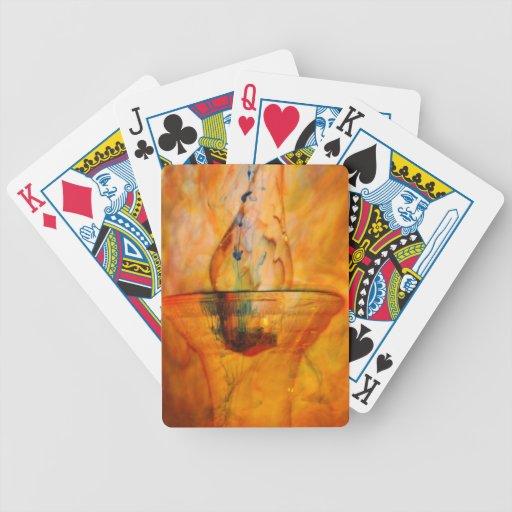 """colección de la """"antorcha"""" barajas de cartas"""