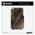 Colección de la armadura de los caballeros: Daga d iPod Touch 4G Skins