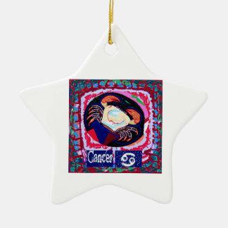 Colección de la ASTROLOGÍA Ornamento De Navidad