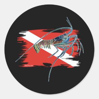 Colección de la bandera etiquetas