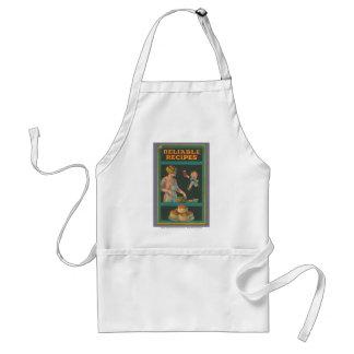 Colección de la cocina de McIntosh Delantales