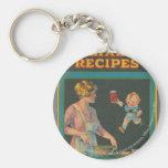 Colección de la cocina de McIntosh Llavero Personalizado
