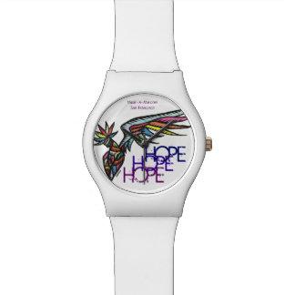 Colección de la esperanza: Tiempo/paz Relojes