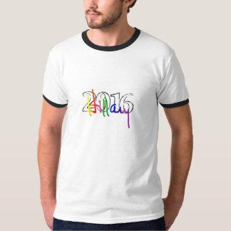 Colección de la firma de Hillary Camisas