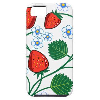Colección de la fresa de Emma Janeway iPhone 5 Cobertura