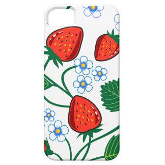 Colección de la fresa de Emma Janeway Funda Para iPhone 5 Barely There