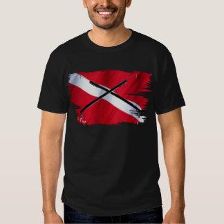 Colección de la guarida de los buceadores camisas