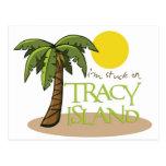 Colección de la isla de Tracy Postales
