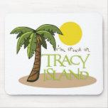 Colección de la isla de Tracy Tapete De Ratones