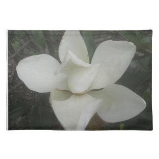 Colección de la magnolia manteles individuales