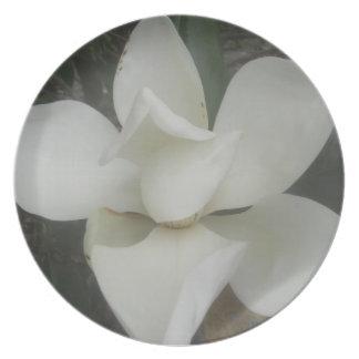 Colección de la magnolia plato de cena