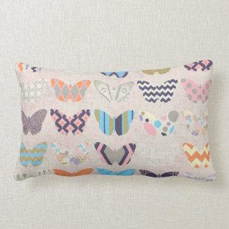 Colección de la mariposa almohadas