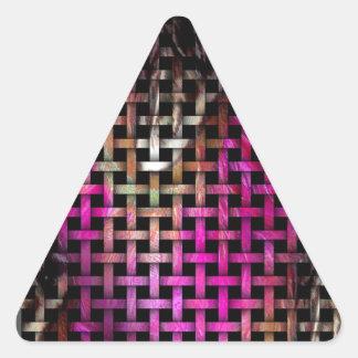 Colección de la matriz de la foto de Reesa Calcomania Trianguladas Personalizadas
