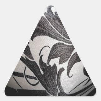 Colección de la matriz de la foto de Reesa Calcomanías Trianguladas Personalizadas