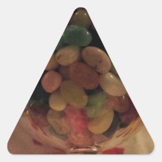 Colección de la matriz de la foto de Reesa Pegatina Trianguladas Personalizadas