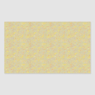 Colección de la muestra del ladrón del diamante de pegatina rectangular