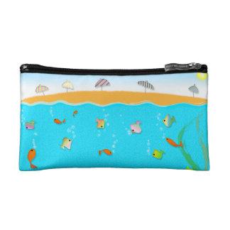¡Colección de la playa del verano, la playa!