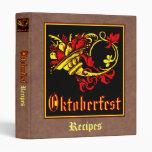 Colección de la receta de Oktoberfest
