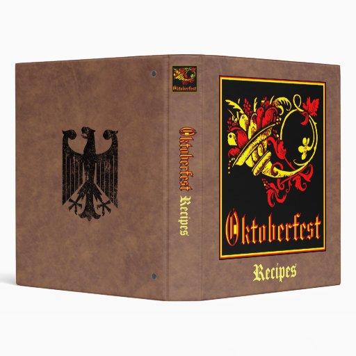 """Colección de la receta de Oktoberfest Carpeta 1"""""""
