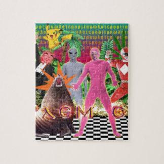 Colección de la sacudida de Harlem Puzzles