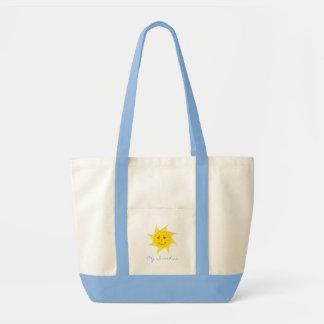 Colección de la sol bolsas de mano