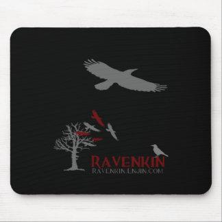Colección de la sombra de Ravenkin Alfombrillas De Raton