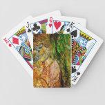 Colección de las fundaciones barajas de cartas