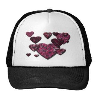 Colección de las gemas del corazón gorra