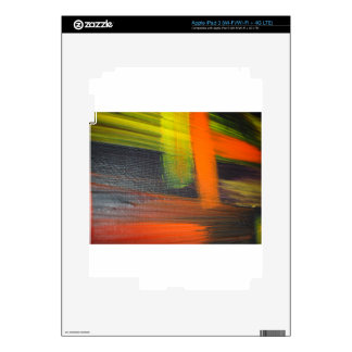Colección de las pinturas de Evitavic rápida iPad 3 Pegatina Skin