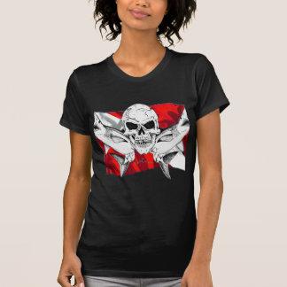 Colección de los cráneos por DiversDen Camiseta