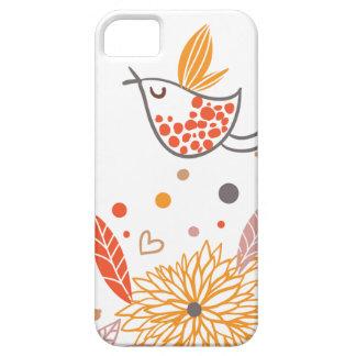 Colección de los Lovebirds de Emma Janeway iPhone 5 Carcasas