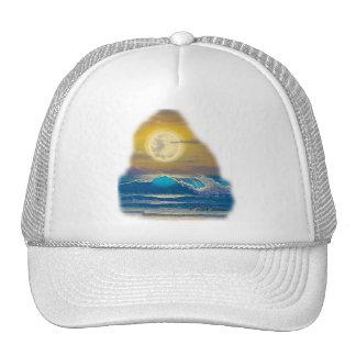 Colección de los paisajes marinos por FishTs.com Gorros Bordados