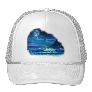 Colección de los paisajes marinos por FishTs.com Gorras De Camionero