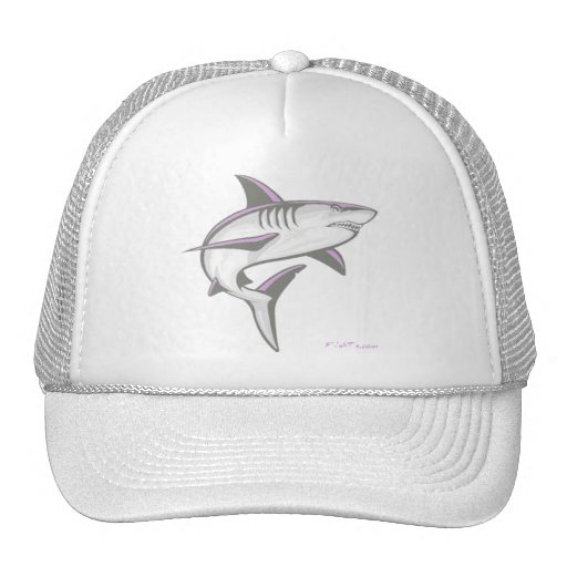 Colección de los tiburones por FishTs.com Gorras De Camionero
