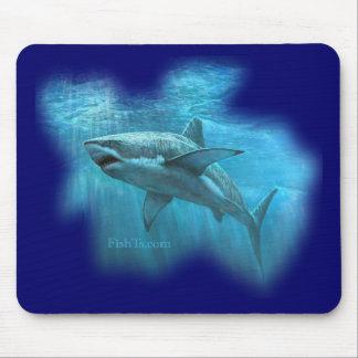 Colección de los tiburones por FishTs.com Tapete De Ratón