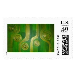 Colección de moneda timbres postales