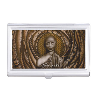 Colección de Namaste Cajas De Tarjetas De Visita